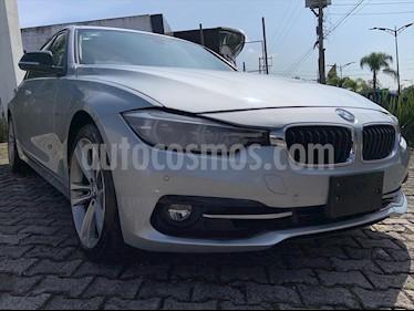 BMW Serie 3 320iA Sport Line usado (2018) color Plata precio $429,999
