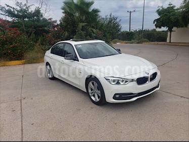 BMW Serie 3 320iA Sport Line usado (2017) color Blanco precio $360,000