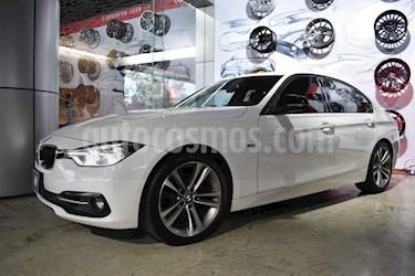 BMW Serie 3 330iA Sport Line usado (2017) color Blanco precio $499,000