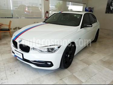 BMW Serie 3 320iA Sport Line usado (2017) color Blanco precio $349,000