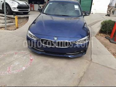 BMW Serie 3 320i Sport Line usado (2017) color Azul precio $420,000