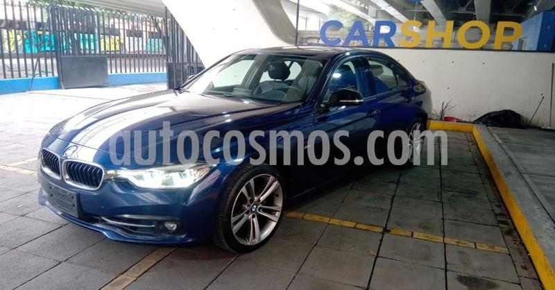 BMW Serie 3 330iA Sport Line usado (2018) color Azul precio $339,900