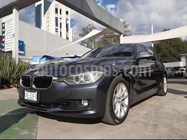 BMW Serie 3 328iA usado (2014) color Gris Space precio $265,000