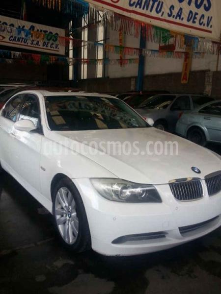BMW Serie 3 330iA usado (2007) color Blanco precio $155,000