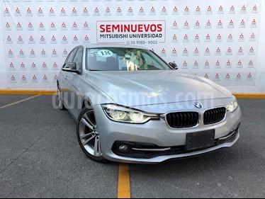 BMW Serie 3 330iA Sport Line usado (2018) color Plata precio $475,000