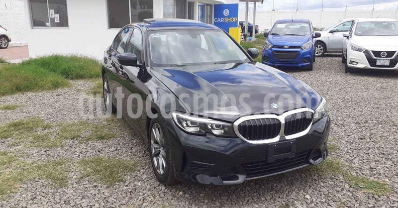 BMW Serie 3 320iA Sport Line usado (2020) color Negro precio $574,900