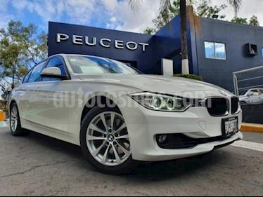 BMW Serie 3 328i Luxury Line usado (2014) color Blanco precio $265,900