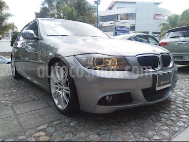 BMW Serie 3 335i M Sport usado (2012) color Gris Space precio $270,000