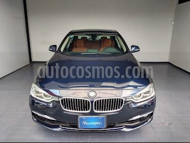BMW Serie 3 330iA Luxury Line usado (2017) color Azul precio $447,000