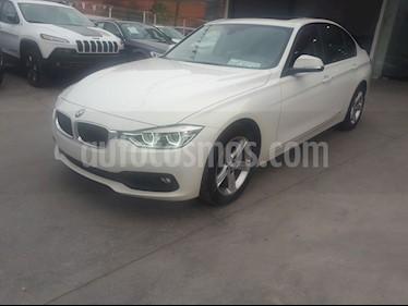BMW Serie 3 320iA usado (2017) color Blanco precio $385,000