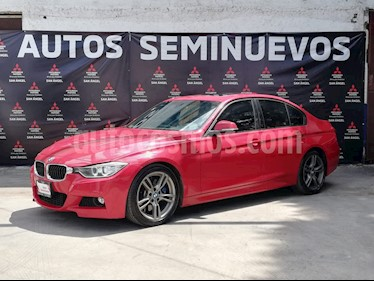 BMW Serie 3 328iA Sport Line  usado (2013) color Rojo Vermilion precio $275,000