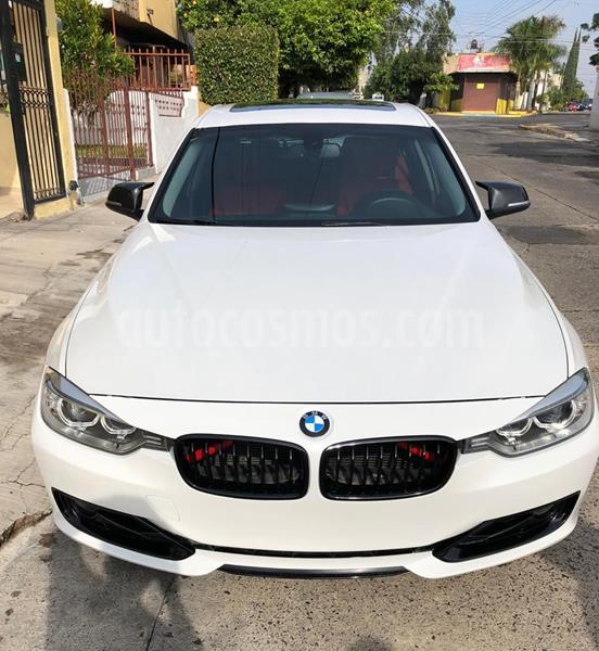 BMW Serie 3 328i Sport Line usado (2013) color Blanco precio $275,000