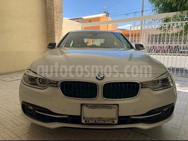 BMW Serie 3 318iA Sport Line usado (2018) color Blanco Alpine precio $407,000