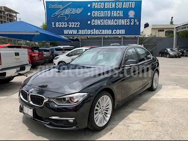 BMW Serie 3 320iA Luxury Line usado (2013) color Negro precio $239,900