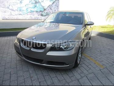 BMW Serie 3 325iA usado (2009) color Rojo Barbera precio $149,000