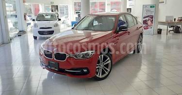 BMW Serie 3 4p 320i Sport Line L4/2.0/T Aut usado (2018) color Rojo precio $399,900