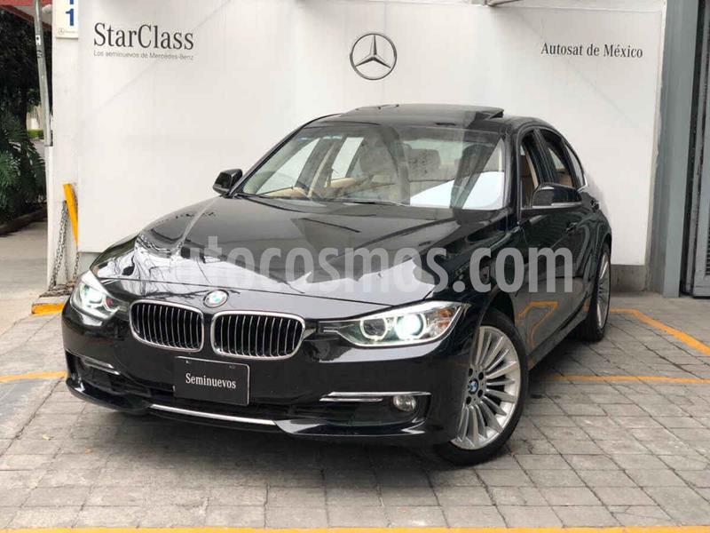 BMW Serie 3 328iA Luxury Line usado (2015) color Negro precio $315,000