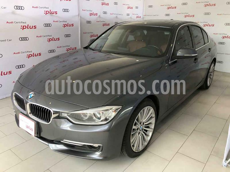 BMW Serie 3 328iA Luxury Line usado (2012) color Gris precio $230,000