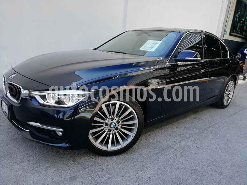 BMW Serie 3 330iA Luxury Line usado (2017) color Negro precio $395,000