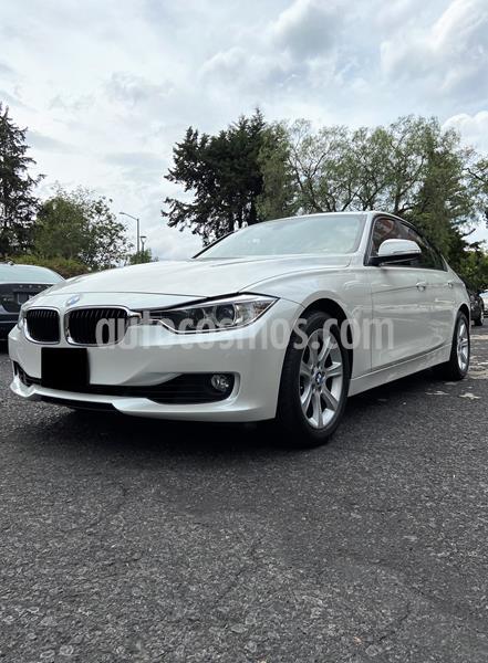 BMW Serie 3 320iA usado (2015) color Blanco Mineral precio $270,000