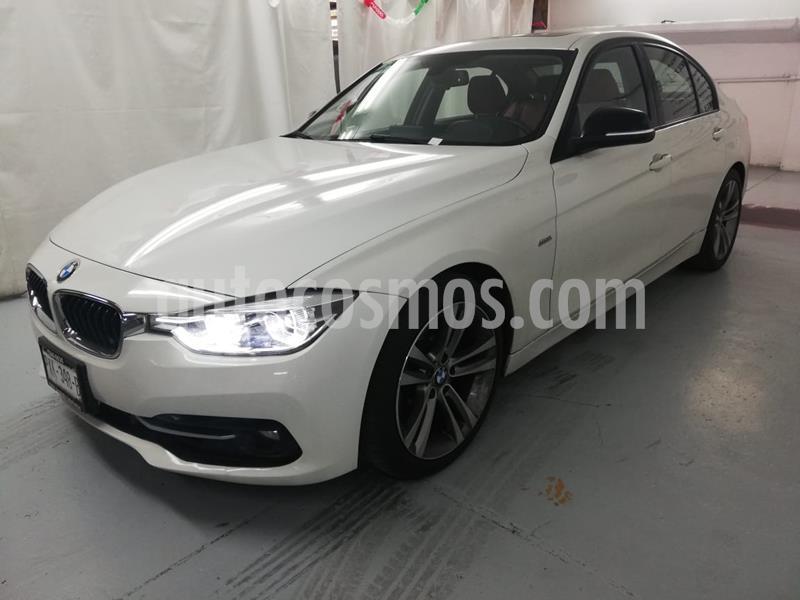 BMW Serie 3 330iA usado (2016) color Blanco precio $381,900