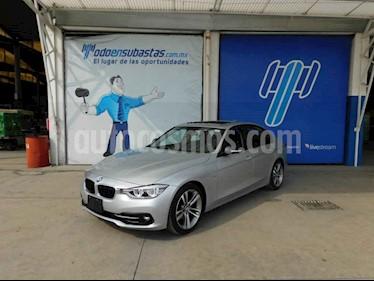 BMW Serie 3 330iA Sport Line usado (2018) color Plata precio $270,000
