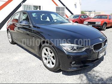 BMW Serie 3 320i usado (2014) color Negro precio $249,000