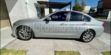 BMW Serie 3 320i usado (2016) color Plata precio $310,000