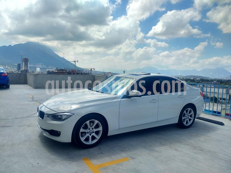 BMW Serie 3 320iA Luxury Line usado (2015) color Blanco Alpine precio $245,000