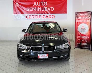 BMW Serie 3 320i Sport Line  usado (2017) color Negro Zafiro precio $467,000