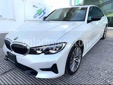 BMW Serie 3 4p 330iA Sport Line usado (2019) color Blanco precio $630,000