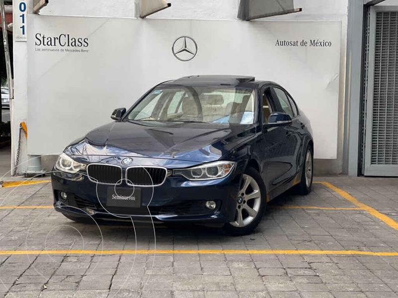 Foto BMW Serie 3 320iA Modern Line usado (2015) color Azul precio $280,000