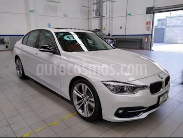 BMW Serie 3 330iA Sport Line usado (2017) color Blanco precio $399,000