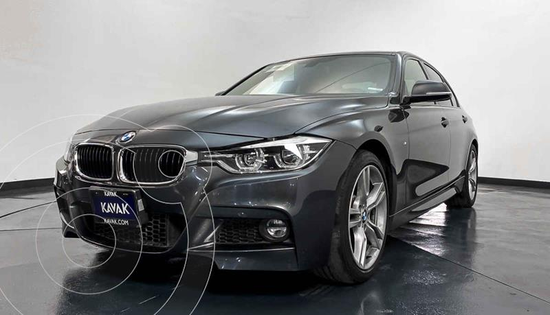 BMW Serie 3 320iA Luxury Line usado (2016) color Gris precio $507,999