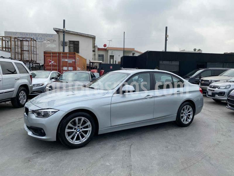 BMW Serie 3 320i Sport Line usado (2017) color Plata precio $339,800