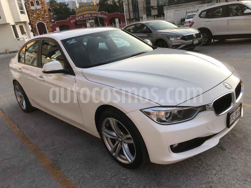 BMW Serie 3 320iA M Sport  usado (2014) color Blanco precio $229,000