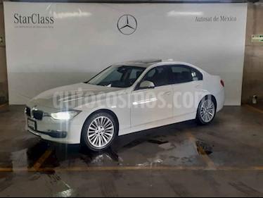 BMW Serie 3 328iA Luxury Line usado (2012) color Blanco precio $229,000
