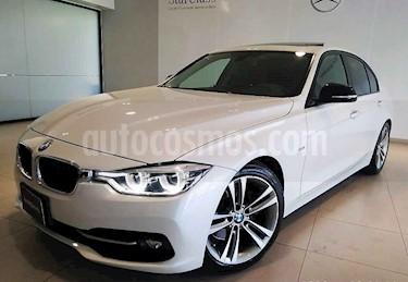 BMW Serie 3 330iA Sport Line Plus usado (2017) color Blanco precio $420,000