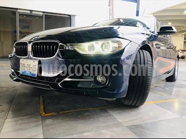BMW Serie 3 4P 320I SEDAN SPORT LINE 2.0 AUT usado (2014) color Azul Marino precio $248,000
