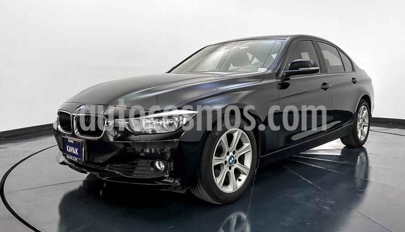 BMW Serie 3 320iA Lujo  usado (2014) color Negro precio $267,999