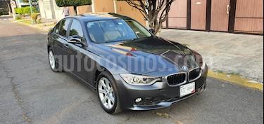BMW Serie 3 320iA usado (2015) color Gris Mineral precio $263,000
