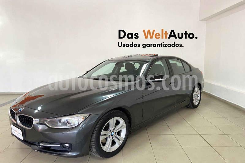 BMW Serie 3 320iA Sport Line usado (2015) color Gris precio $254,995