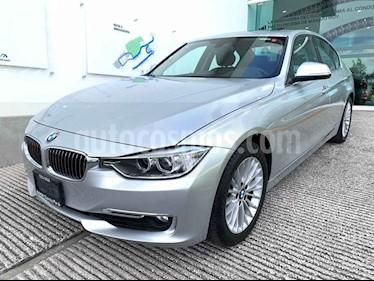 BMW Serie 3 4p 320i Luxury Line L4/2.0/T Aut usado (2014) color Plata precio $270,000