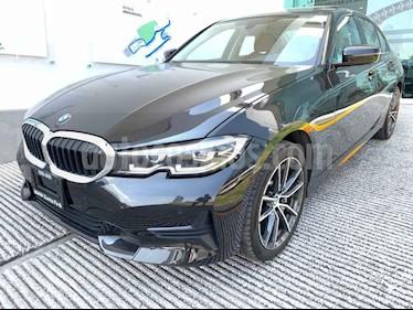 BMW Serie 3 4p 330iA Sport Line Plus usado (2019) color Negro precio $680,000