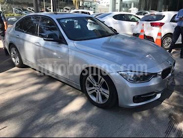BMW Serie 3 320iA Sport Line usado (2014) color Plata precio $222,000