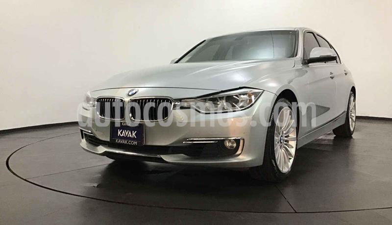 BMW Serie 3 335iA Luxury Line usado (2012) color Plata precio $292,999