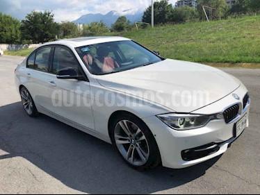 BMW Serie 3 328iA Sport Line usado (2014) color Blanco precio $309,000