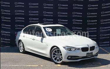 BMW Serie 3 320iA Sport Line usado (2017) color Blanco Mineral precio $412,000