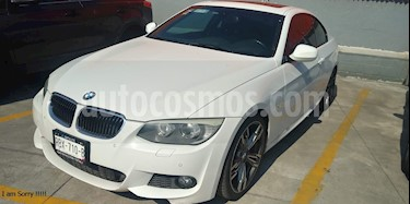 BMW Serie 3 320iA M Sport  usado (2011) color Blanco Mineral precio $269,000