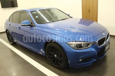BMW Serie 3 4p 320i M Sport L4/2.0/T Aut usado (2018) color Azul precio $439,000